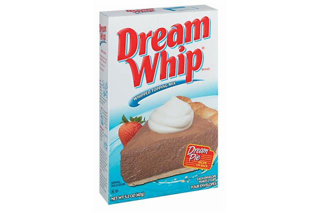 Dream Whip 4 Ct Whipped Topping Mix 5.2 Oz Box