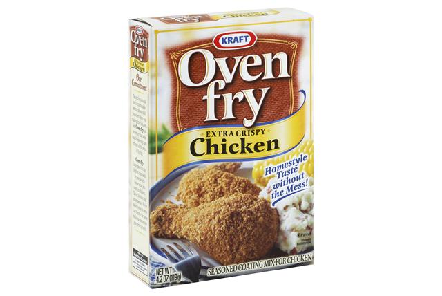Oven Fry Chicken