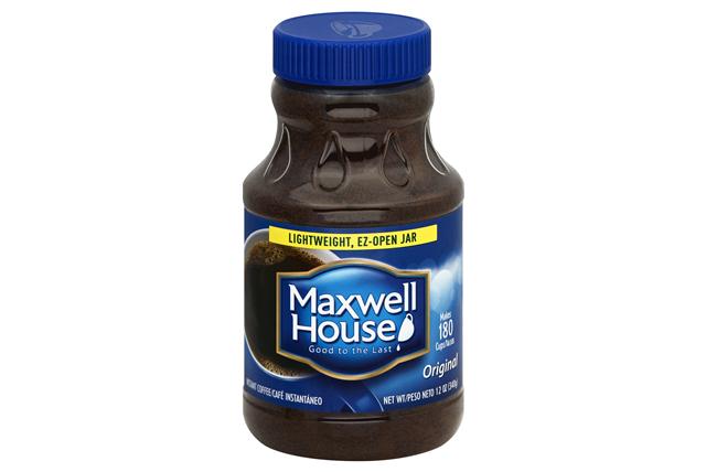 Maxwell House Original Instant Coffee 12 oz. Jar