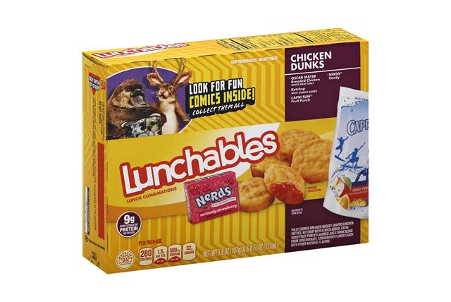 Lunchables Chicken Oscar Mayer Lunchables Chicken