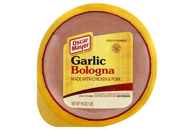 OSCAR MAYER Garlic Bologna 16oz Pack