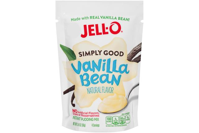 Vanilla Jell-O Simply Good Pudding - 3.4 Oz.