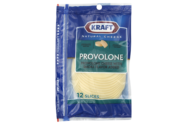 Sliced Provolone Cheese - Kraft Recipes