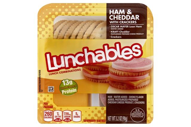 Lunchables 19.2 Oz Convenience Meals-Single Serve  Variety Pack     6 Wrapper Inner Pack