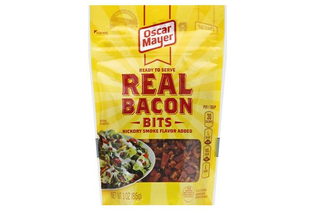 OSCAR MAYER Real Bacon Bits 3oz Pouch