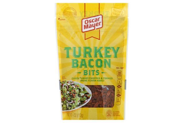 OSCAR MAYER Real Turkey Bacon Bits 4oz Pouch