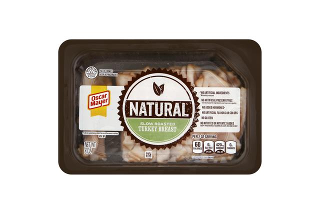 OSCAR MAYER Roasted Turkey Breast 8oz Tray
