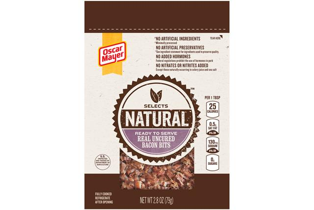 Oscar Mayer Natural Bacon Bits 2.8Oz
