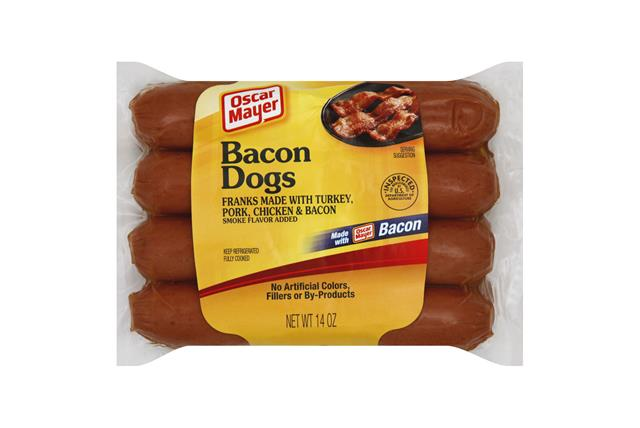 OSCAR MAYER Bacon Dogs 8 ct Pack