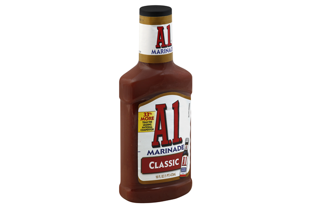 A 1 Classic Marinade 16 Oz Squeeze Bottle