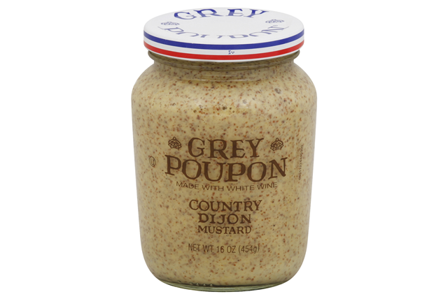 Grey Poupon Country Dijon Mustard 16 Oz Jar