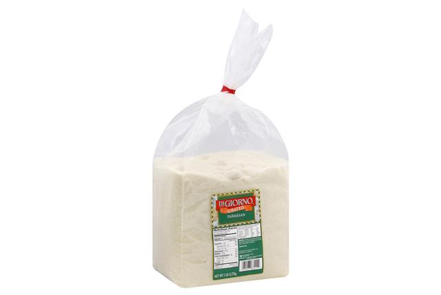 Digiorno Parmesan Grated Cheese 5 Lb Bag