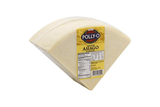 Polly-O Asiago Quarters