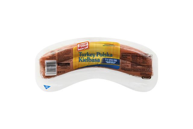 OSCAR MAYER Turkey Polska Kielbasa 14oz Pack