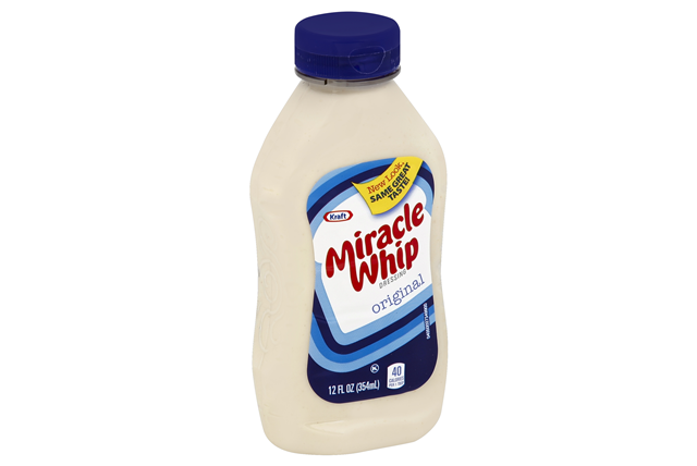 KRAFT MIRACLE WHIP Dressing Original 12 fl. oz. Bottle