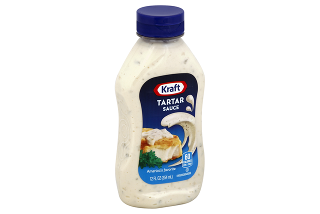 Kraft Tartar Sauce 12 fl. oz. Bottle