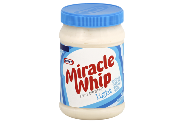 KRAFT MIRACLE WHIP Dressing Light 15 fl. oz. Jar - Kraft ...