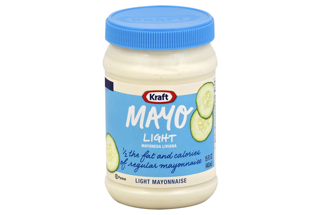 KRAFT Mayo Light Squeeze 15 FO Jar
