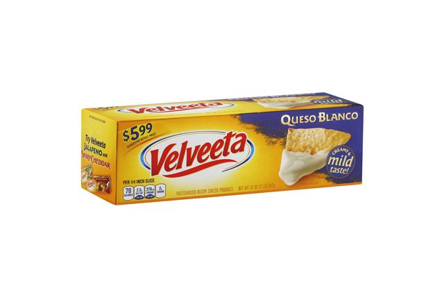 Velveeta Flavored Queso Blanco Loaf