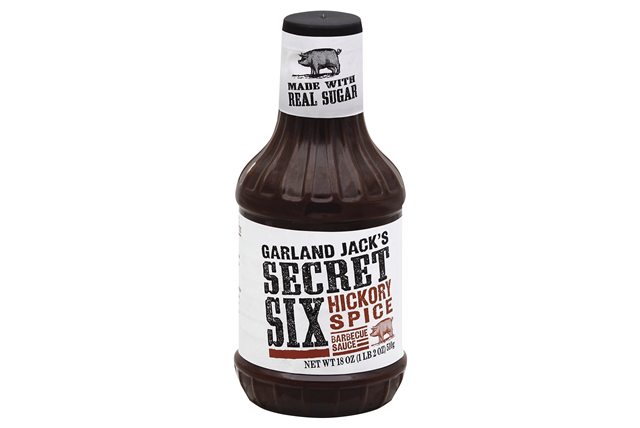 GARLAND JACK'S Secret Six Hickory Spice 18 oz. Bottle