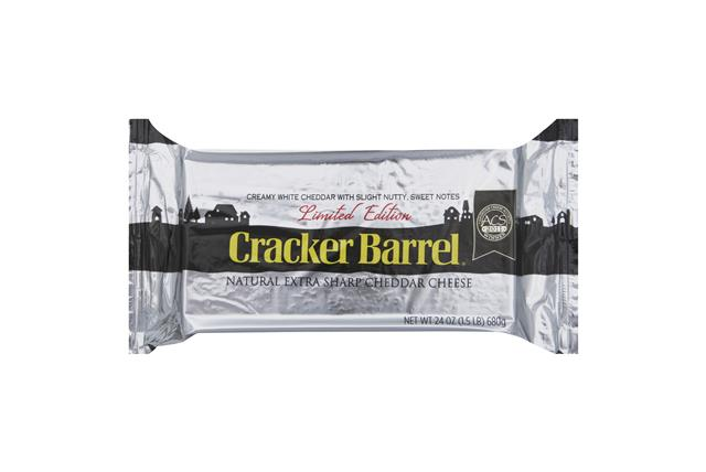 Cracker Barrel Limited Edition Cheddar
