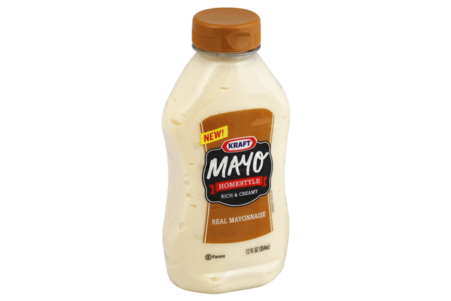KRAFT Mayonnaise Homestyle
