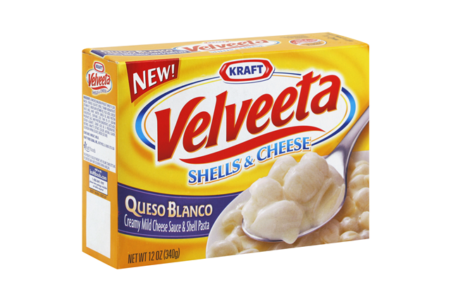 velveeta mac and cheese box
