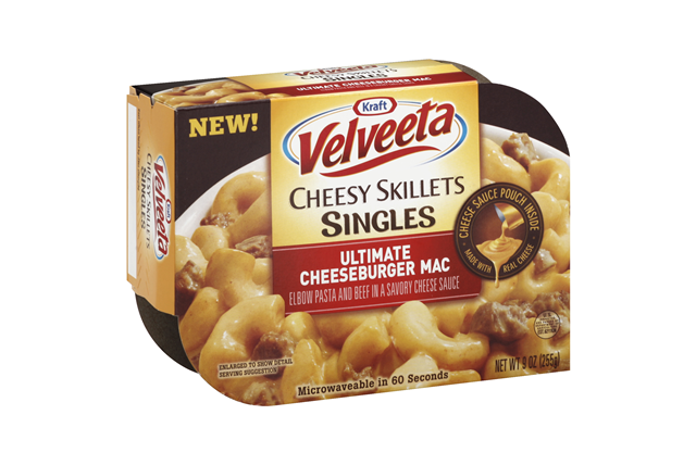 VELVEETA® Cheeseburger Bowl - Kraft Recipes