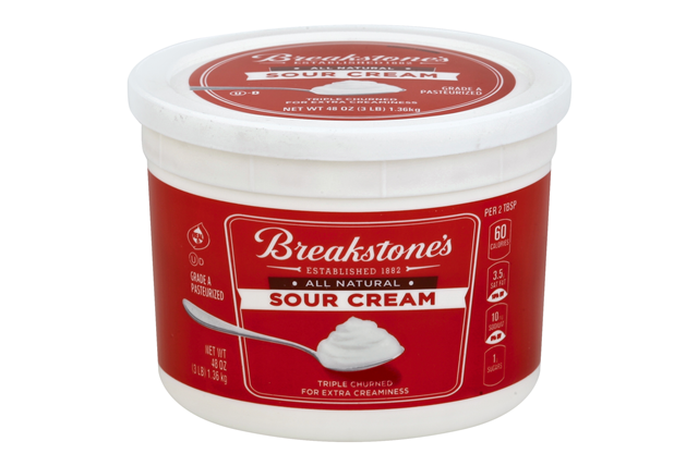 Breakstone's All Natural Sour Cream 48 Oz. Tub