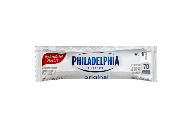 Philadelphia Original Cream Cheese Spread 5-1 Oz. Pouches