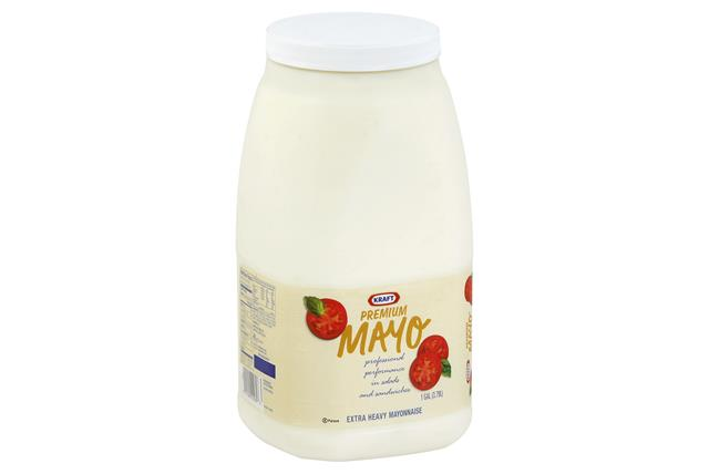 KRAFT Premium Mayonnaise 1GA Jar