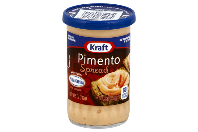 Kraft Pimento Spread 5 oz. Jar
