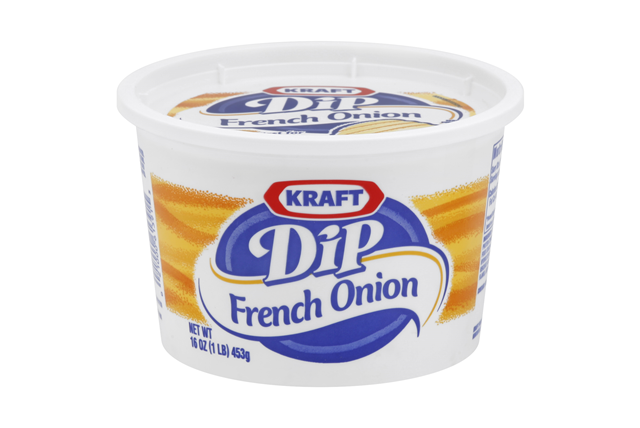 Kraft Dips French Onion Dip 16 Oz Tub