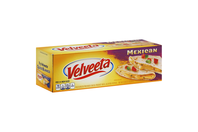 Velveeta Mexican Cheese 32 Oz. Box