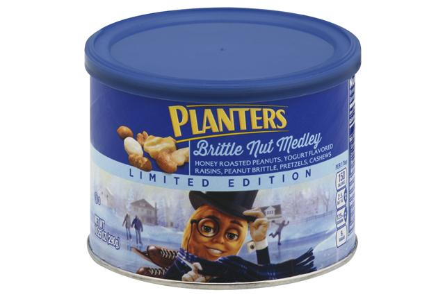 PLANTERS Brittle Nut Medley 10.25 oz