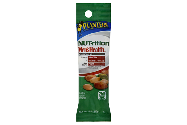Planters NUT-rition Men's Health(R) Recommended Mix 18-1.5 oz. Packs
