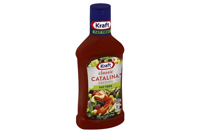 KRAFT Catalina Dressing Fat Free 16 oz Bottle