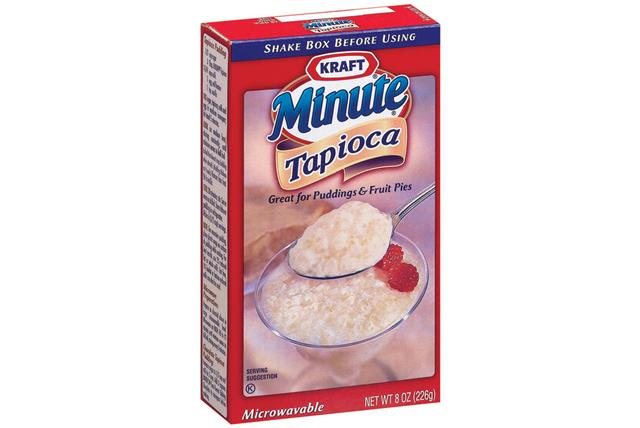 Minute Tapioca 8 Oz Box