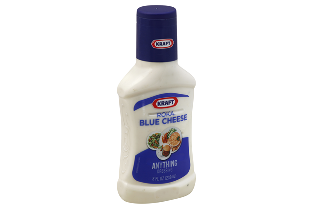 Kraft Roka Blue Cheese Dressing & Dip 8 fl. oz. Bottle