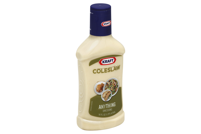 KRAFT Coleslaw Dressing 16 oz Bottle