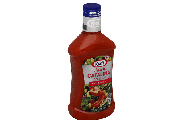 KRAFT Catalina Classic Dressing 24 oz Bottle