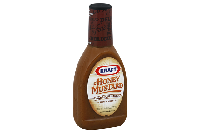 SWEET RECIPES Honey Mustard Barbecue Sauce