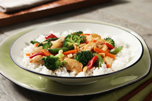 Easy Chicken Stir-Fry Skillet