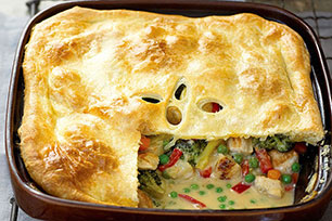 Gram's Chicken Pot Pie Updated
