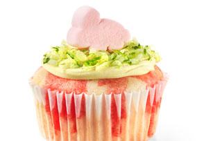 Springtime Poke Cupcakes