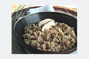 Creamy Mushroom Rice Image 1