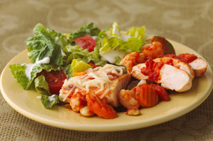 Quick & Easy Chicken Cacciatore Image 1