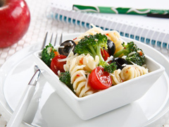 School Days Rotini Pasta Salad