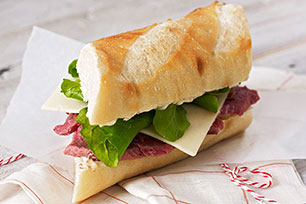 French Bistro Sub