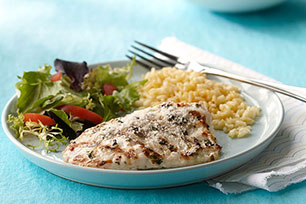 Grilled Tilapia with Chimichurri Mayo